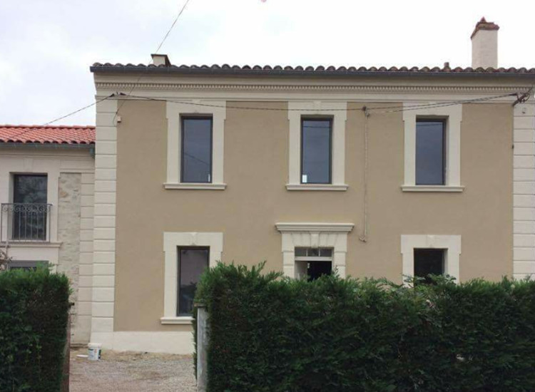 Renovation Facade Maison Ancienne Of A B M Ravalement De Fa Ades Isolation Ext Rieure